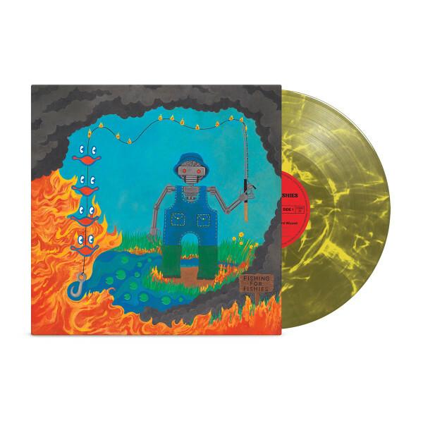 King Gizzard & The Lizard Wizard / Fishing For Fishies(Ltd LP)