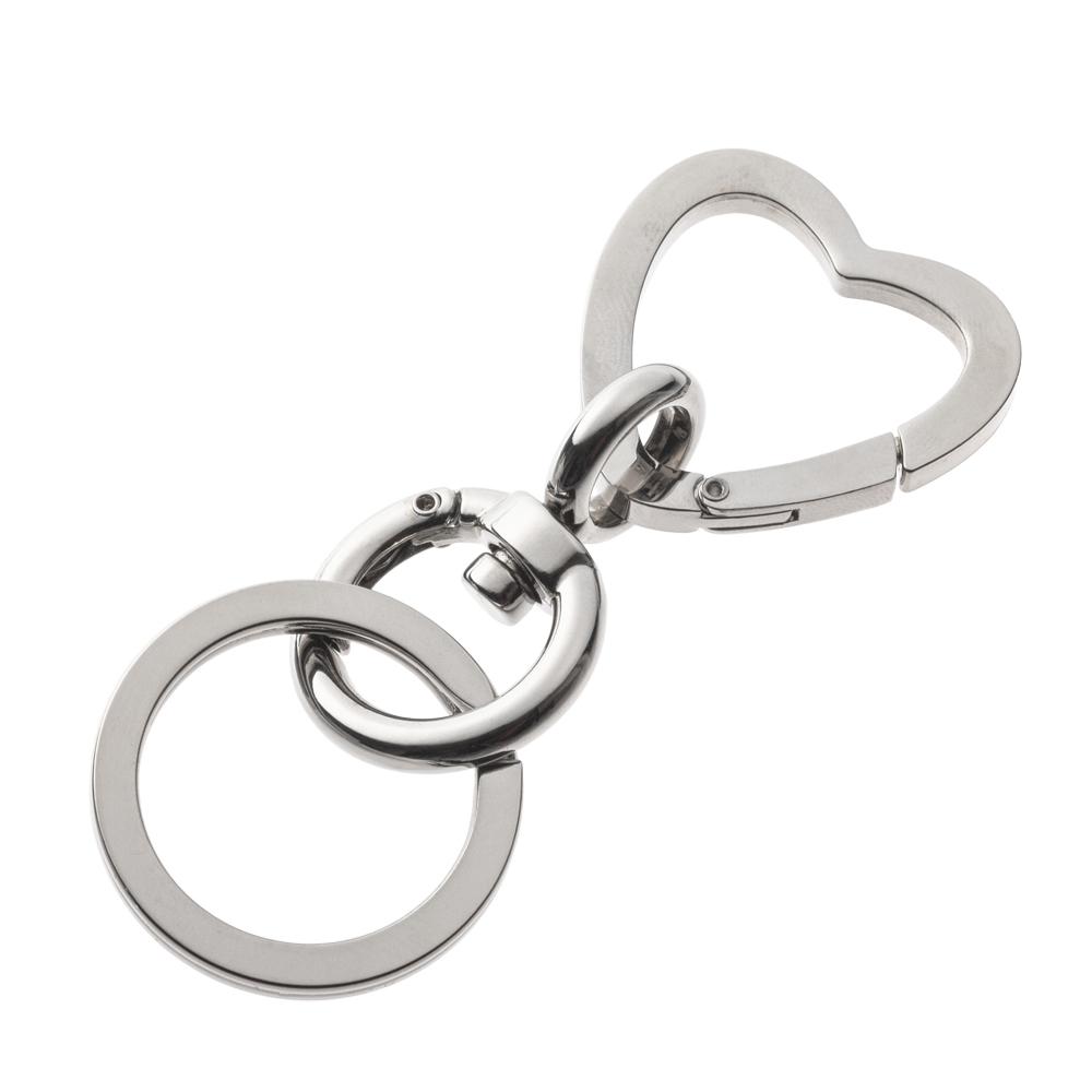 ハートカラビナキーリング AKK0002  Heart carabiner key ring