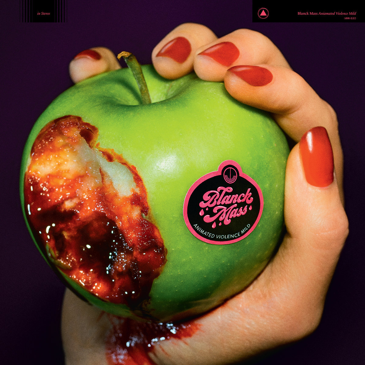 Blanck Mass - Animated Violence Mild (LP)