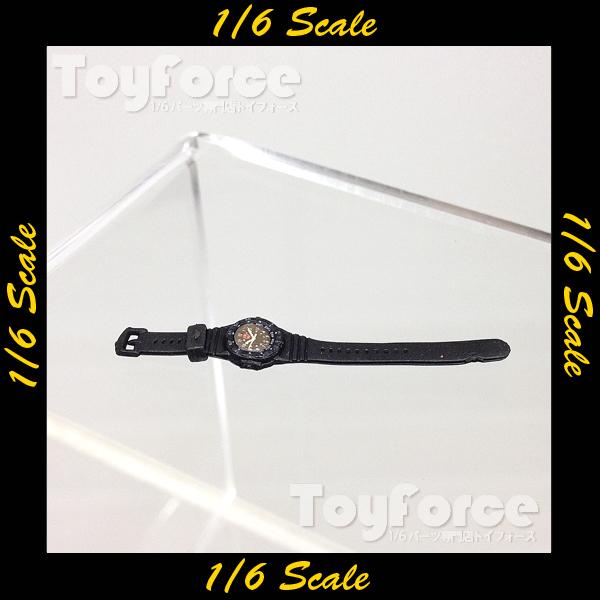 【02802】 1/6 腕時計