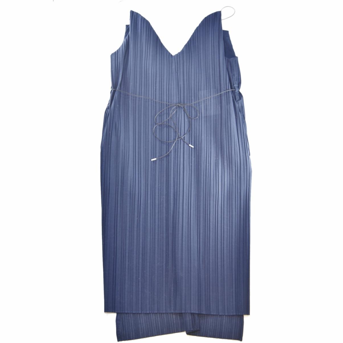 BELPER PLEATED CAMISOLE DRESS