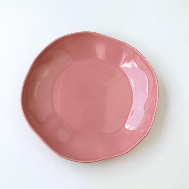 Amai Saigon プレート φ約16cm ピンク