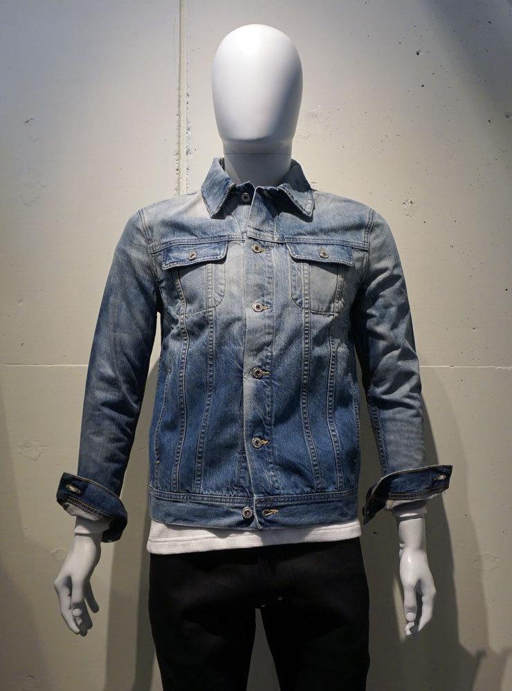 AG adriano goldschmied Dart Jacket 12YEARS SMOKE INDIGO