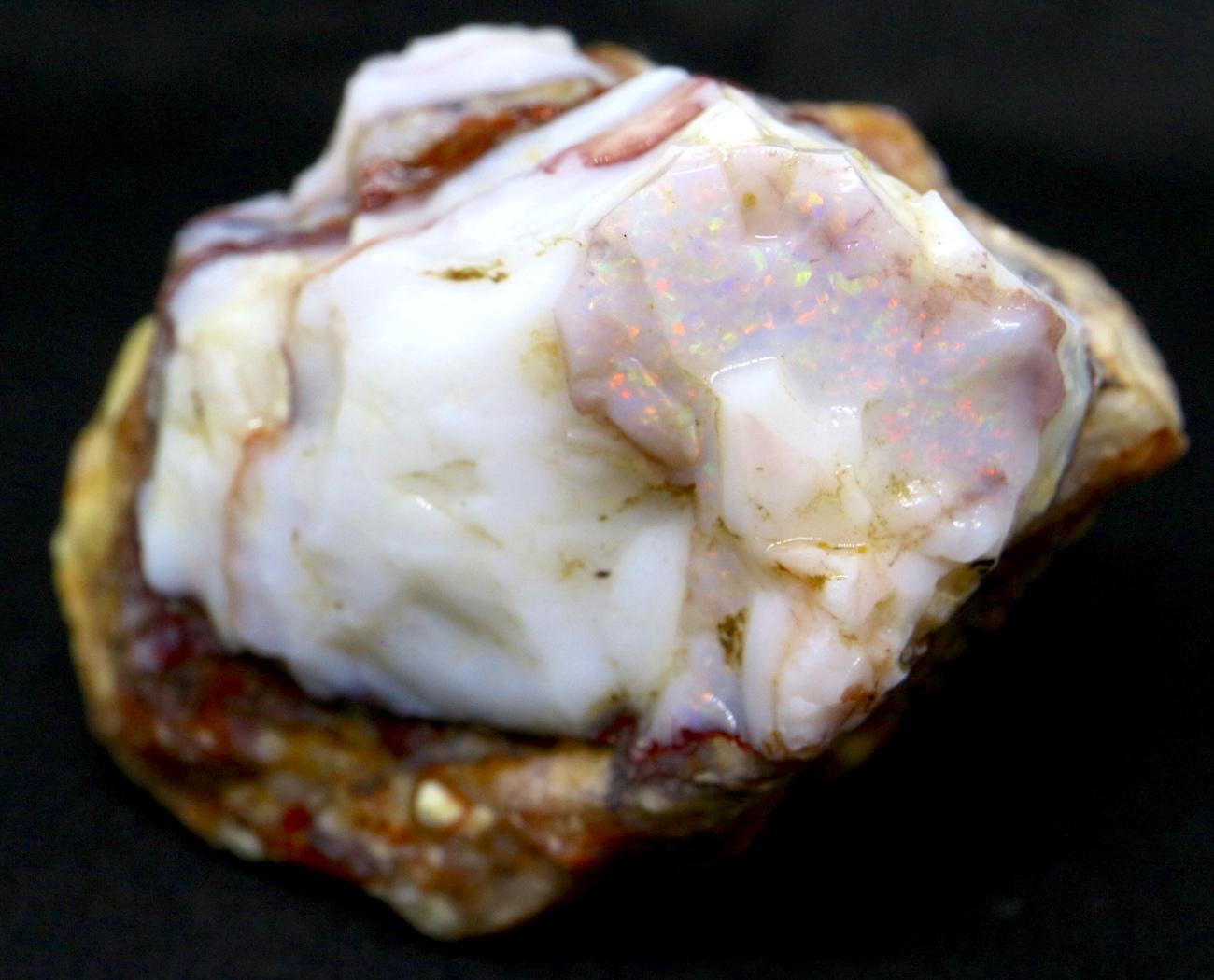 スペンサーオパール アイダホ産 58,2g SCO035 原石 鉱物 天然石 パワーストーン
