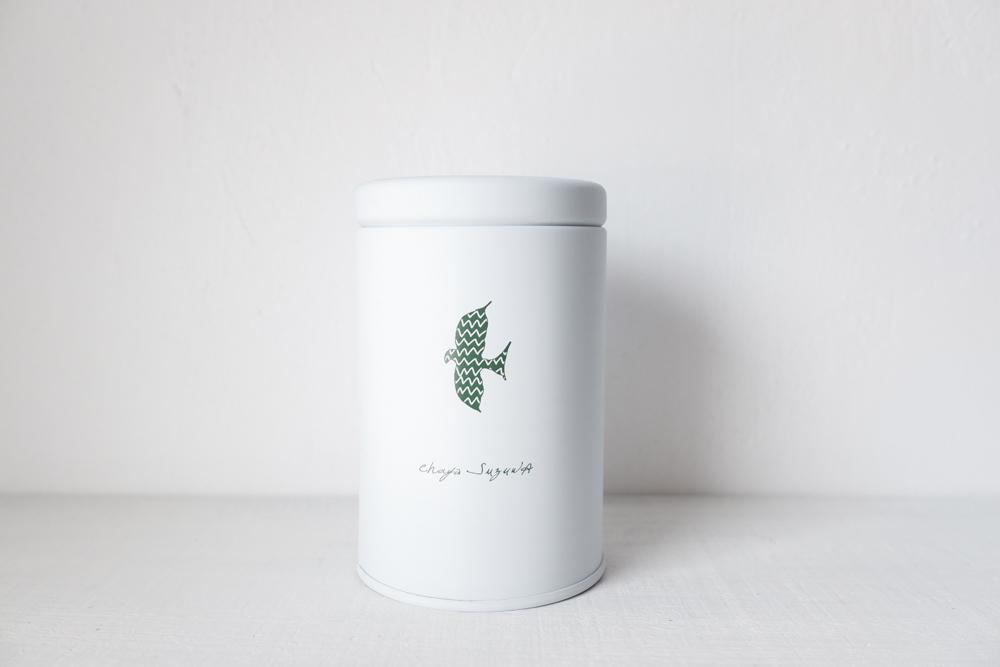 茶屋すずわ 【いつものとき】 おやつのお茶(煎茶・茶葉)