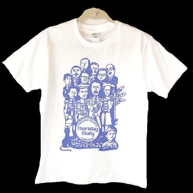 Natsume Soseki's Thursday Study Club Band(色:ホワイト)