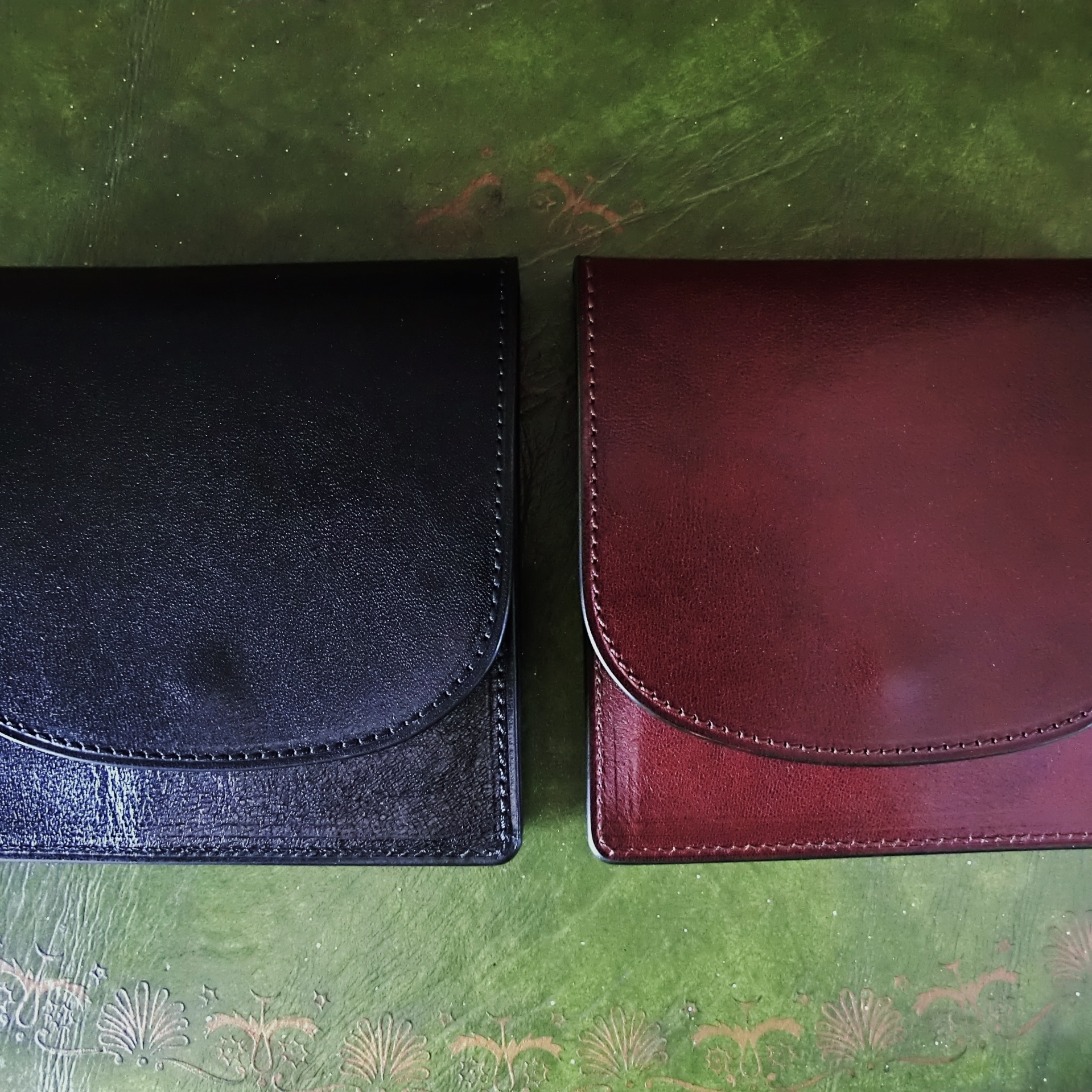 CARD & NOTE WALLET カードとお札のミニマル財布