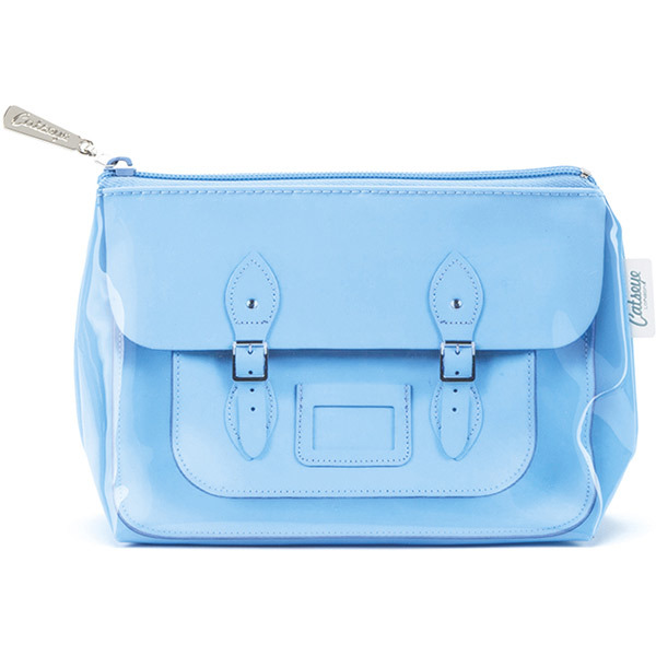 Satchel Blue Small Bag_STB6BS