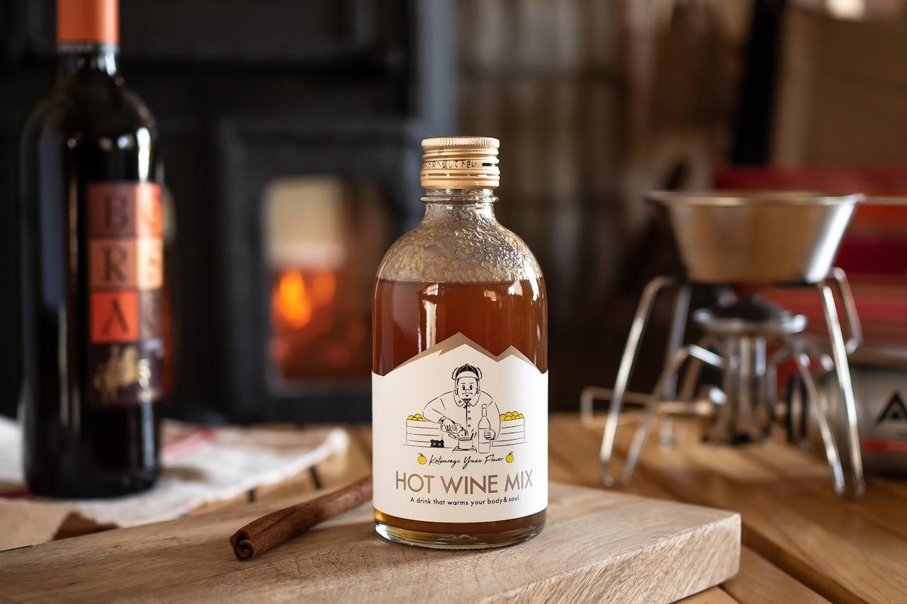 HOT WINE MIX (ホットワインミックス) 桂木ゆず