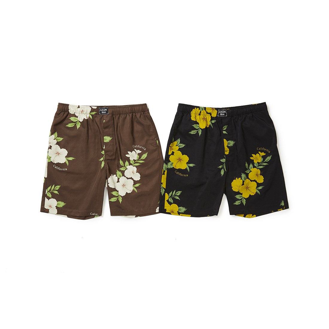 CAPTAINS HELM #CALIFORNIA ALOHA SHORTS1