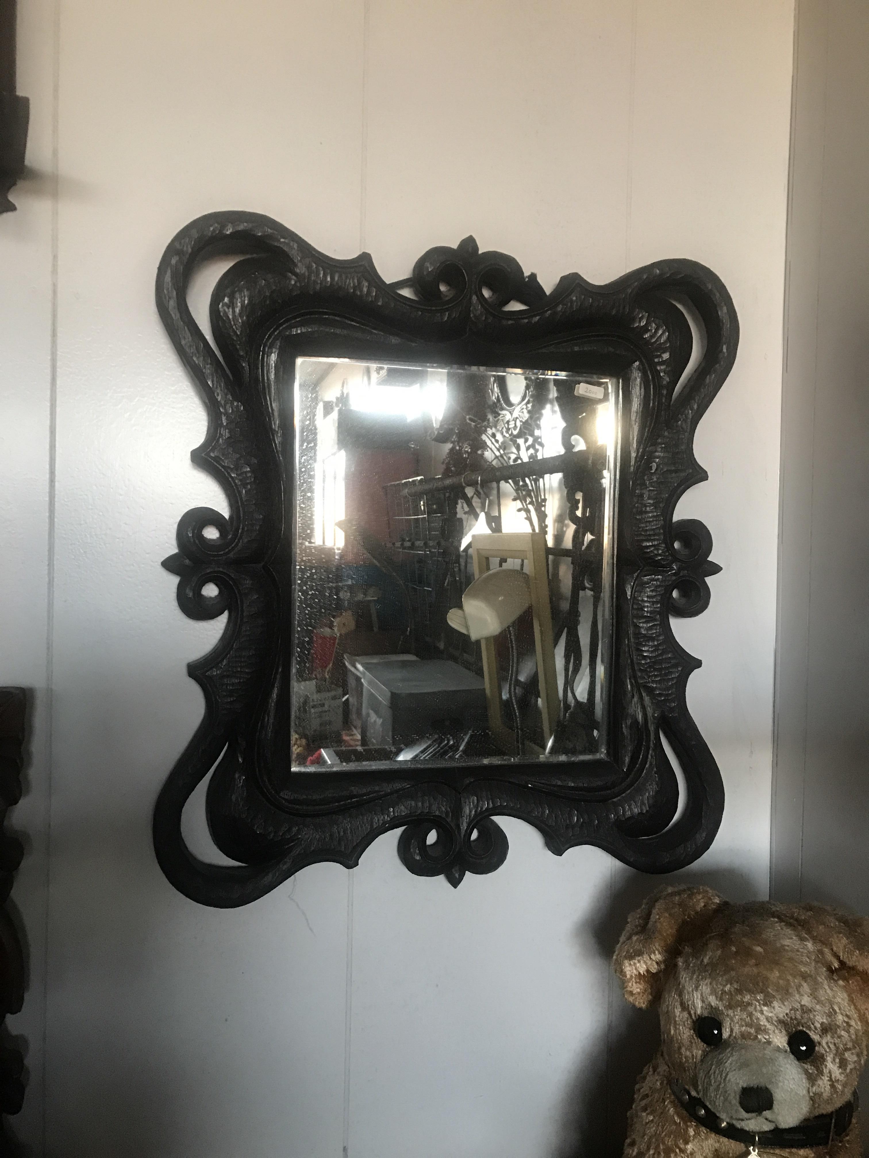 ★ レトロ鏡