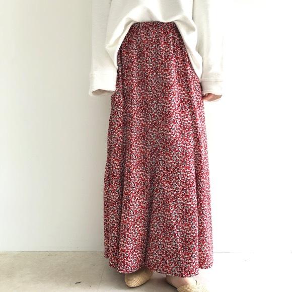 【anana】マーメイドロングスカート