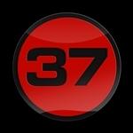 ゴーバッジ(3D)(LC0112 - 3D 37 RED B) - 画像1