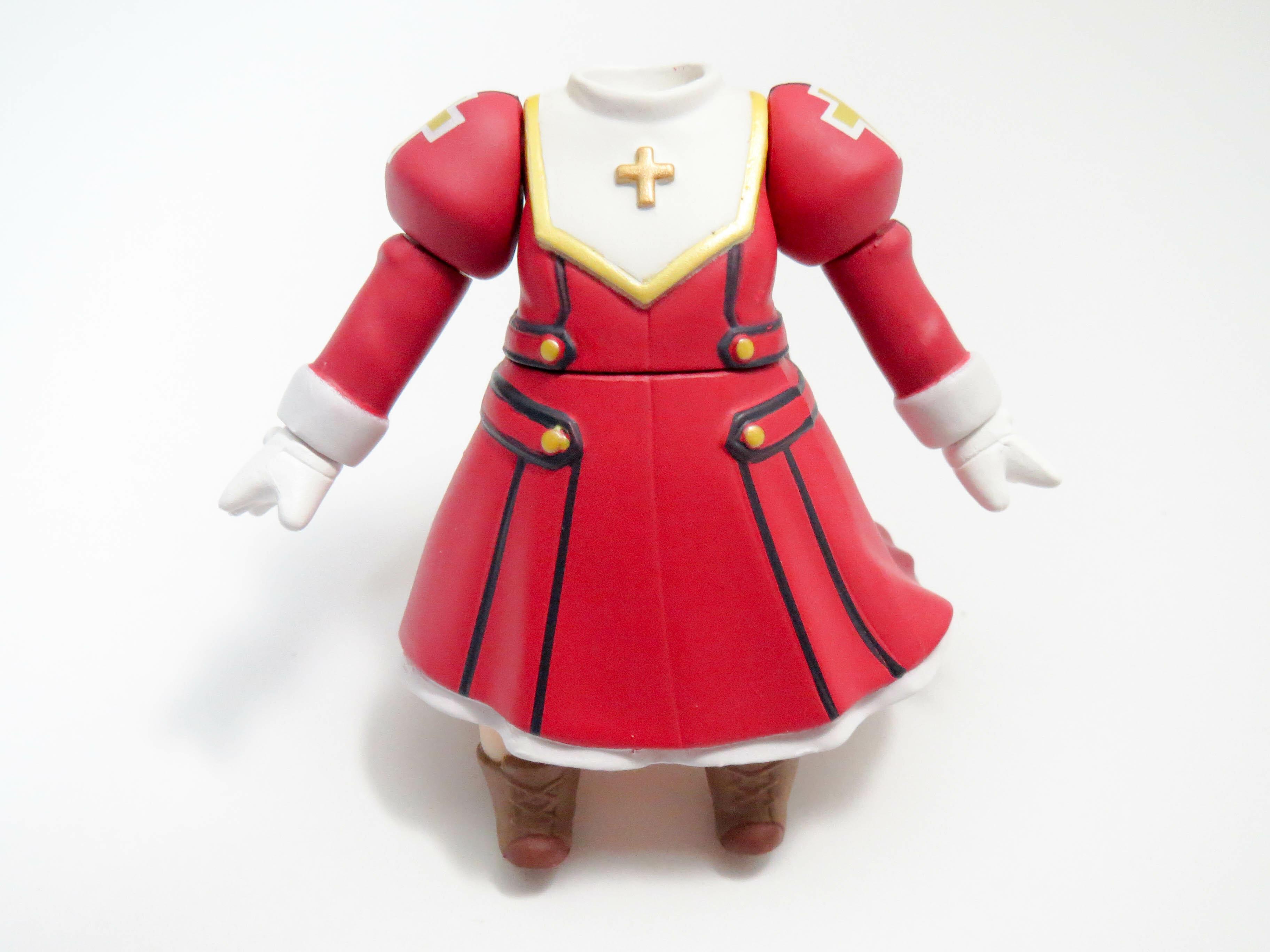 【462】 エリカ・フォンティーヌ 体パーツ 制服 ねんどろいど