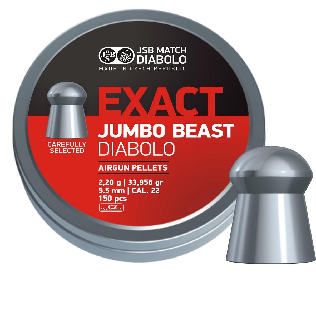 JSB ジャンボビースト 5.5mm