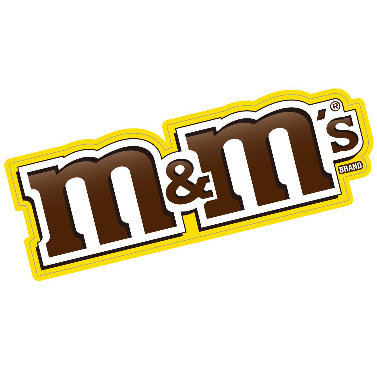 """076 みんな大好きM&M's! """"California Market Center"""" アメリカンステッカー スーツケース シール"""