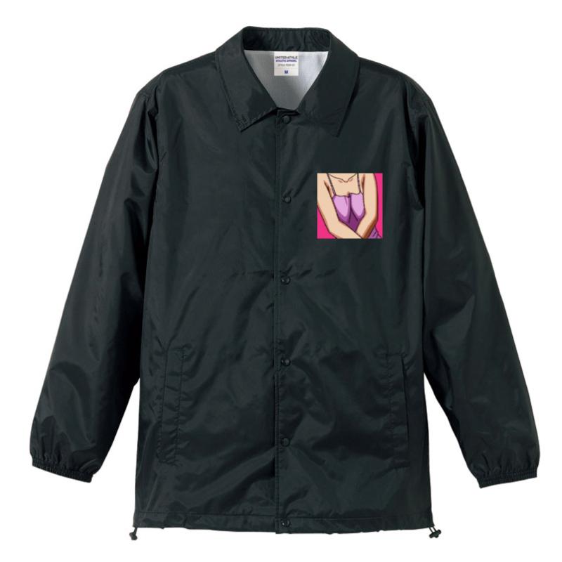 Pixel Coachjacket