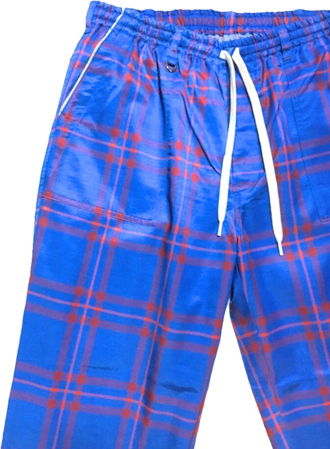 SKIN / Elliott tartan pants - 画像2