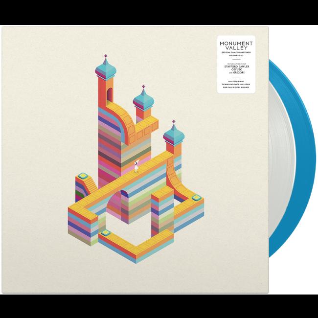 【Monument Valley(モニュメント・バレー) 】レコードセット(2LP) - 画像1