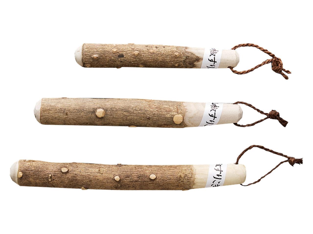木製 「さんしょう すり棒 17cm」ポストIN発送対応商品