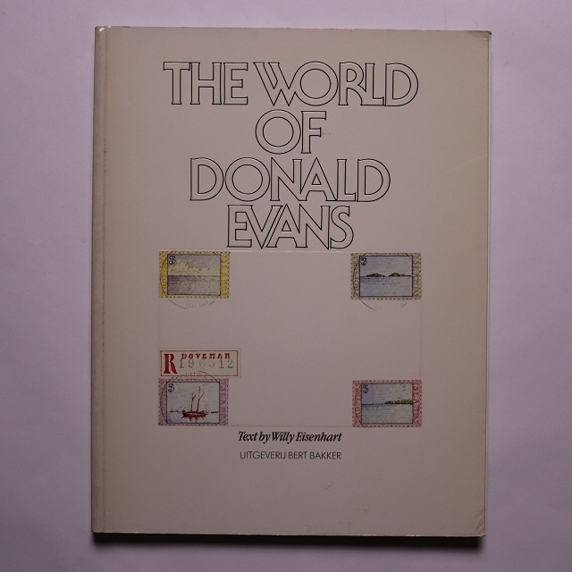 THE WORLD OF DONALD EVANS ドナルド・エヴァンズ / WILLY EISENHART