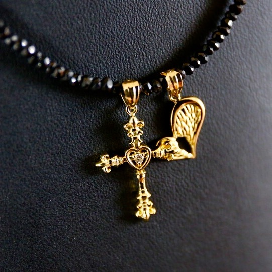 Klos Angel Necklace K18 LIMITED EDITION