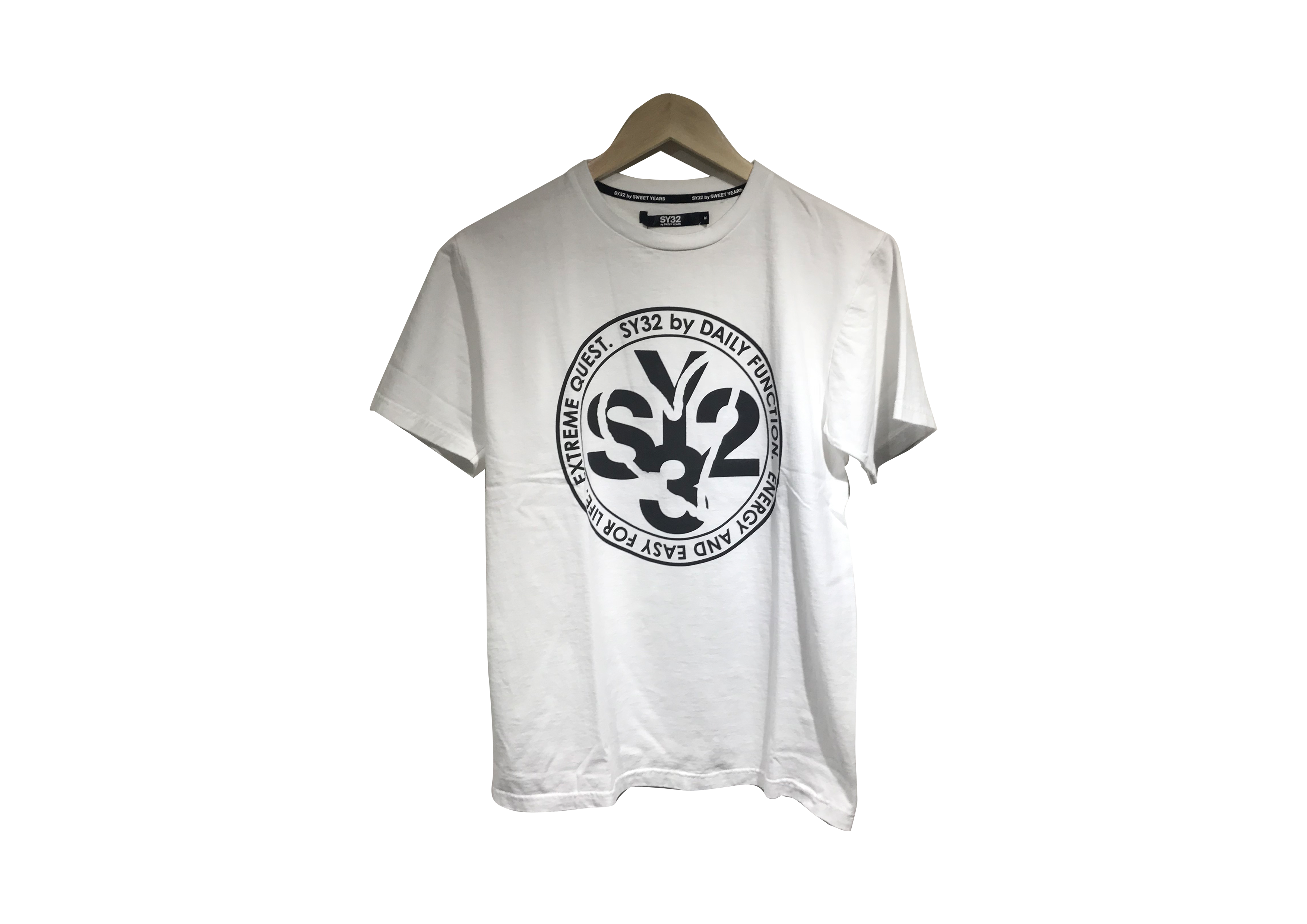 SY32 サークルロゴTシャツ(7272T)