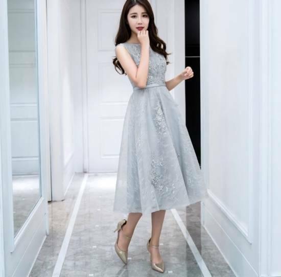 a3296a881e51d 結婚式のドレス 結婚式 お呼ばれドレス ロング 20代 30代 40代 大きいサイズ パーティードレス 二次会 ワンピース ドレス お呼ばれ 結婚式 二次会