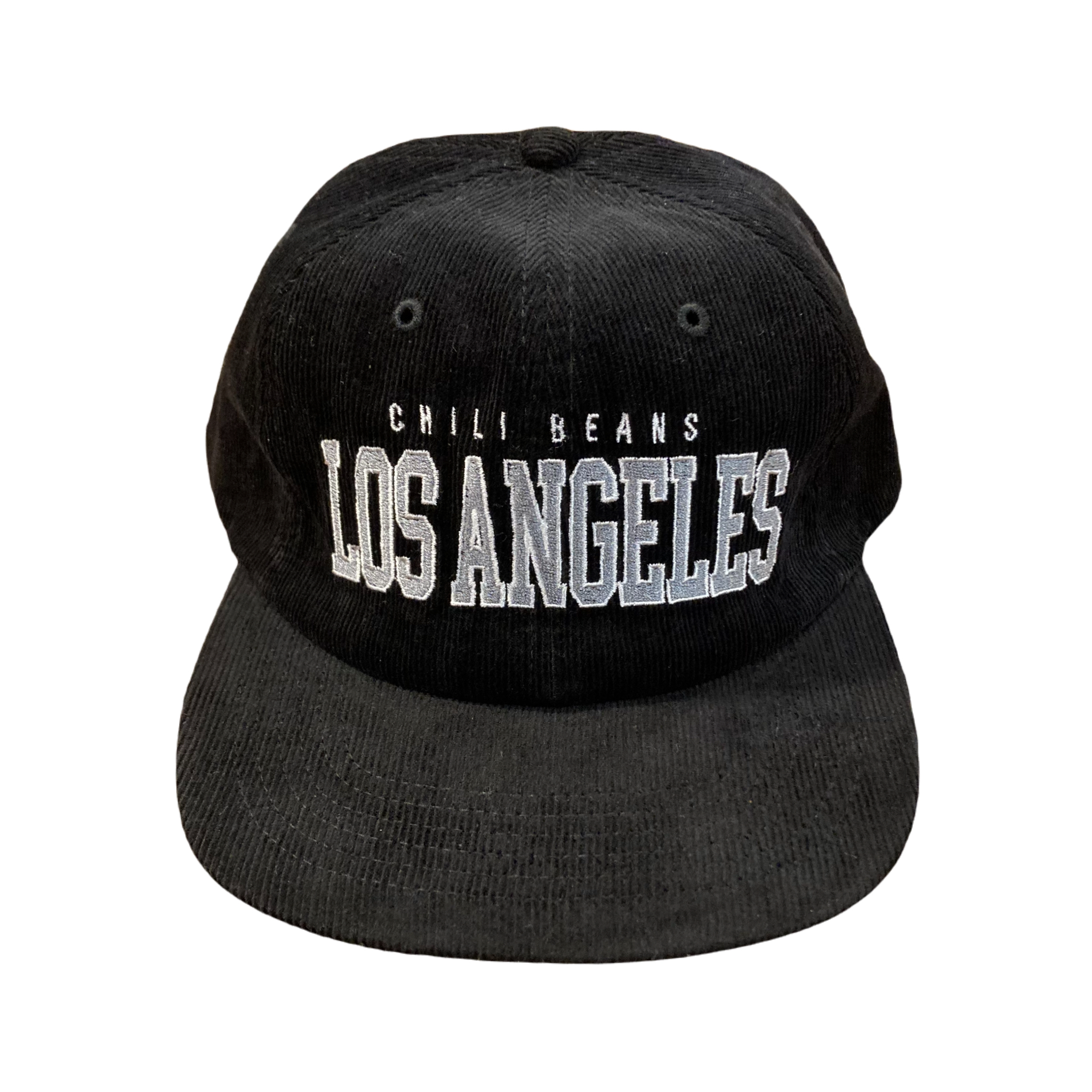 CHILI BEANS #Los Angeles Corduroy Cap