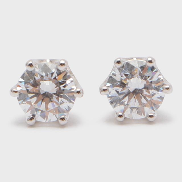 BIJOUPIKO Diamond Pierce  Pt950 (ビジュピコ 6点留めダイヤモンドピアス 0.4ct プラチナ950)