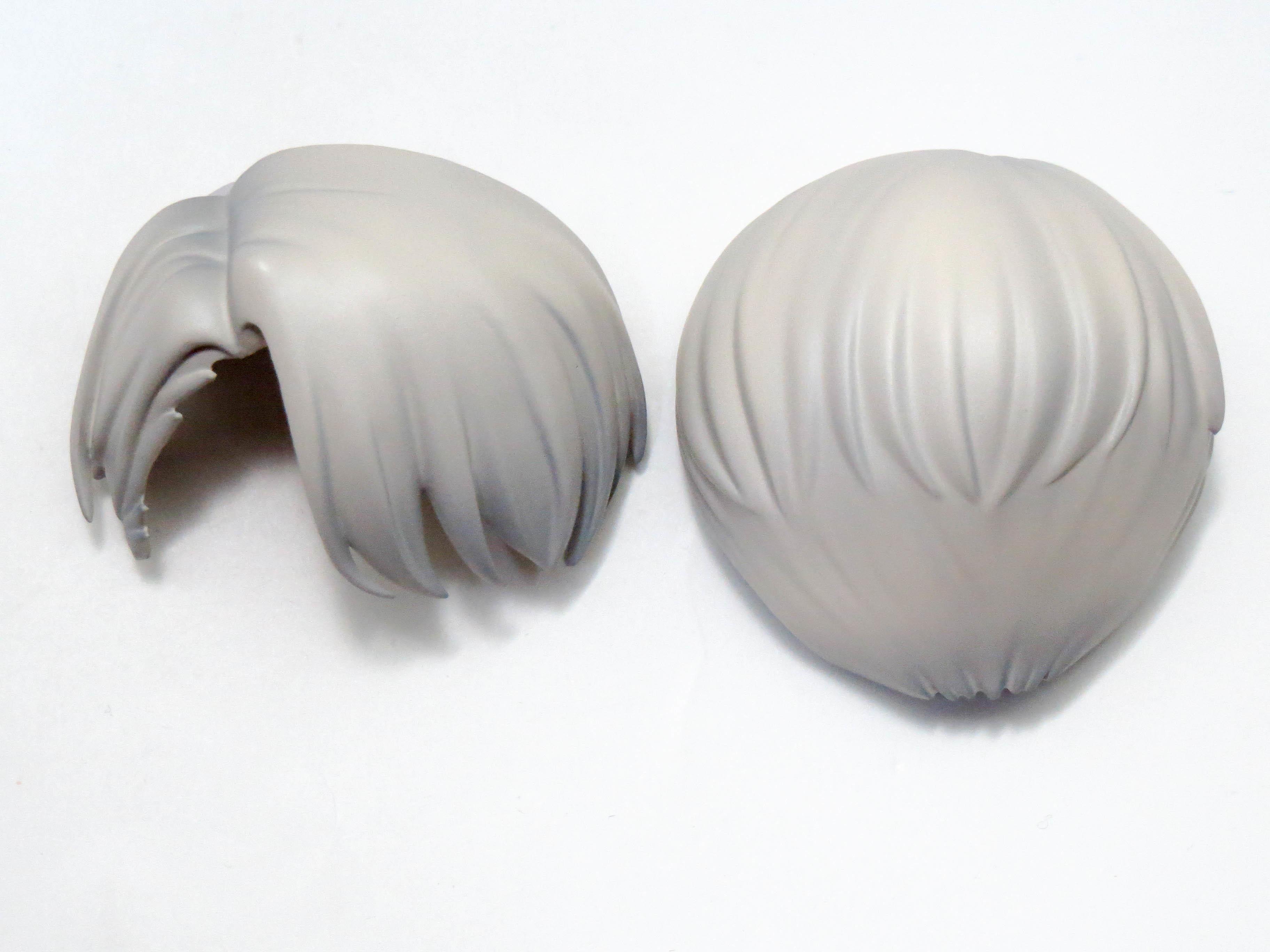 再入荷【865】 ヴィクトル・ニキフォロフ コーチVer. 髪パーツ ショート ねんどろいど