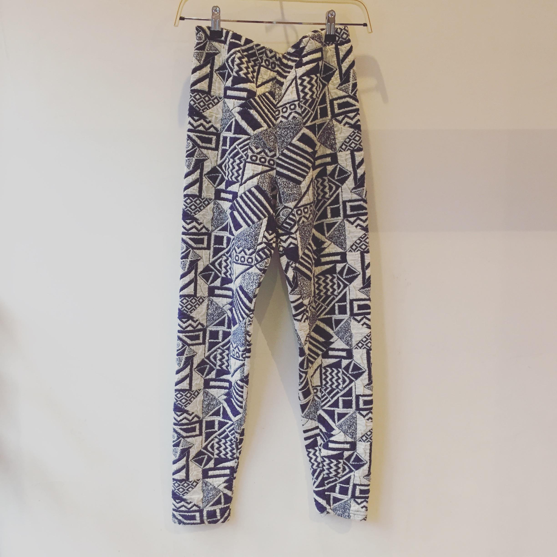 vintage design Euro pants