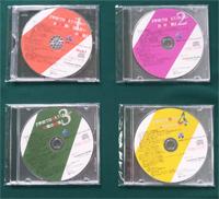 ◆復刻版CD◆ 学校では教えてくれないシリーズ4枚組