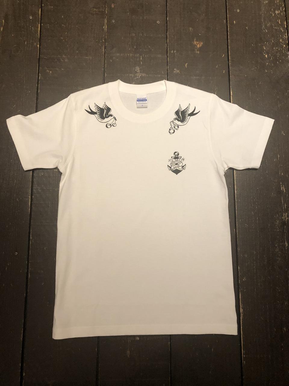 SWALLOW  7.1オンス ヘビーウェイト Tシャツ