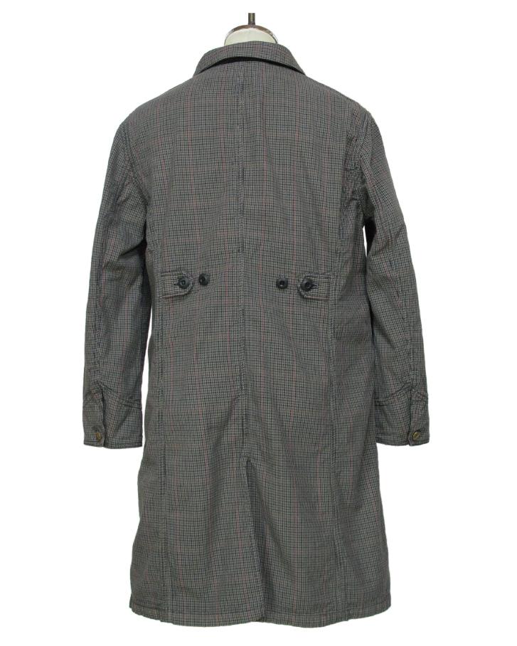 houndstooth Shop-coat - 画像4