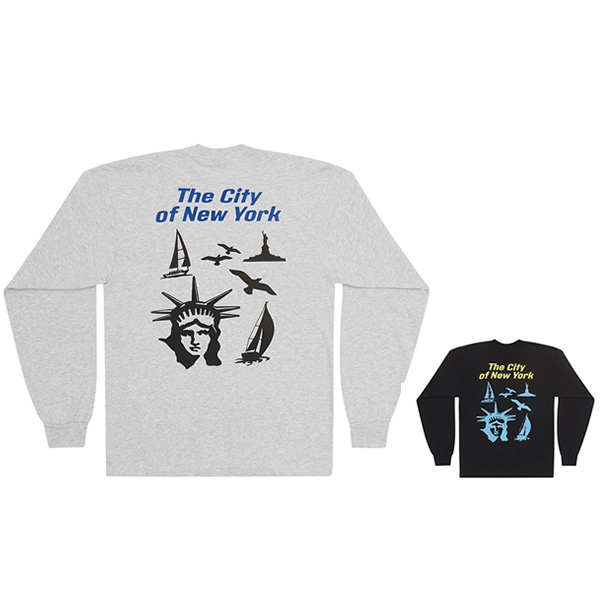 ONLY NY|Seaport L/S T-Shirt