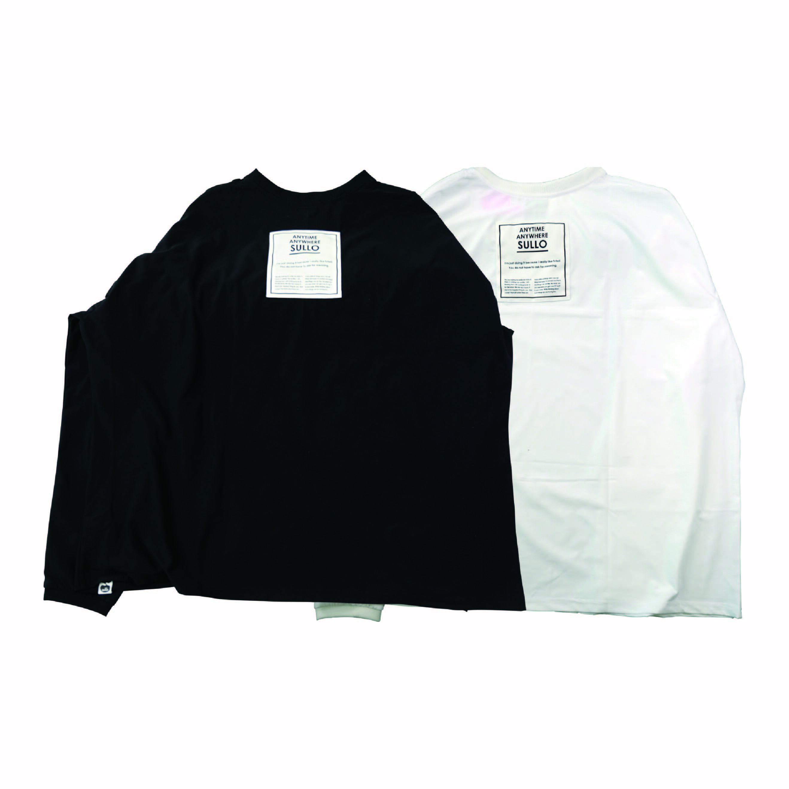 OSFA(ONE SIZE FIT ALL) LS TEE(全2カラー)