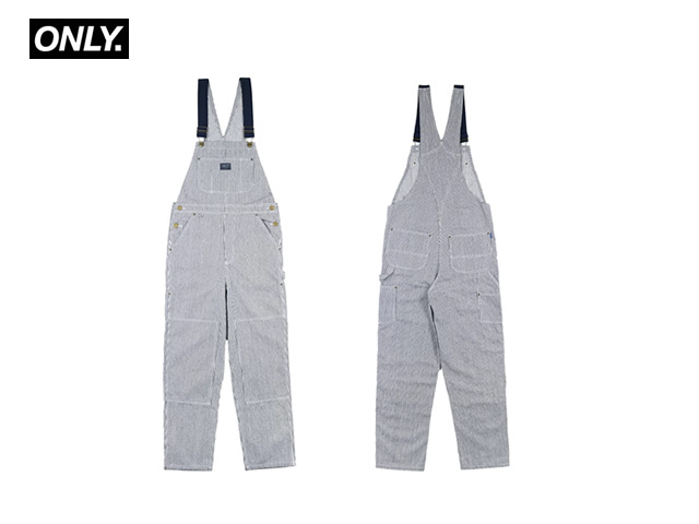 ONLY NY|South Street Overalls