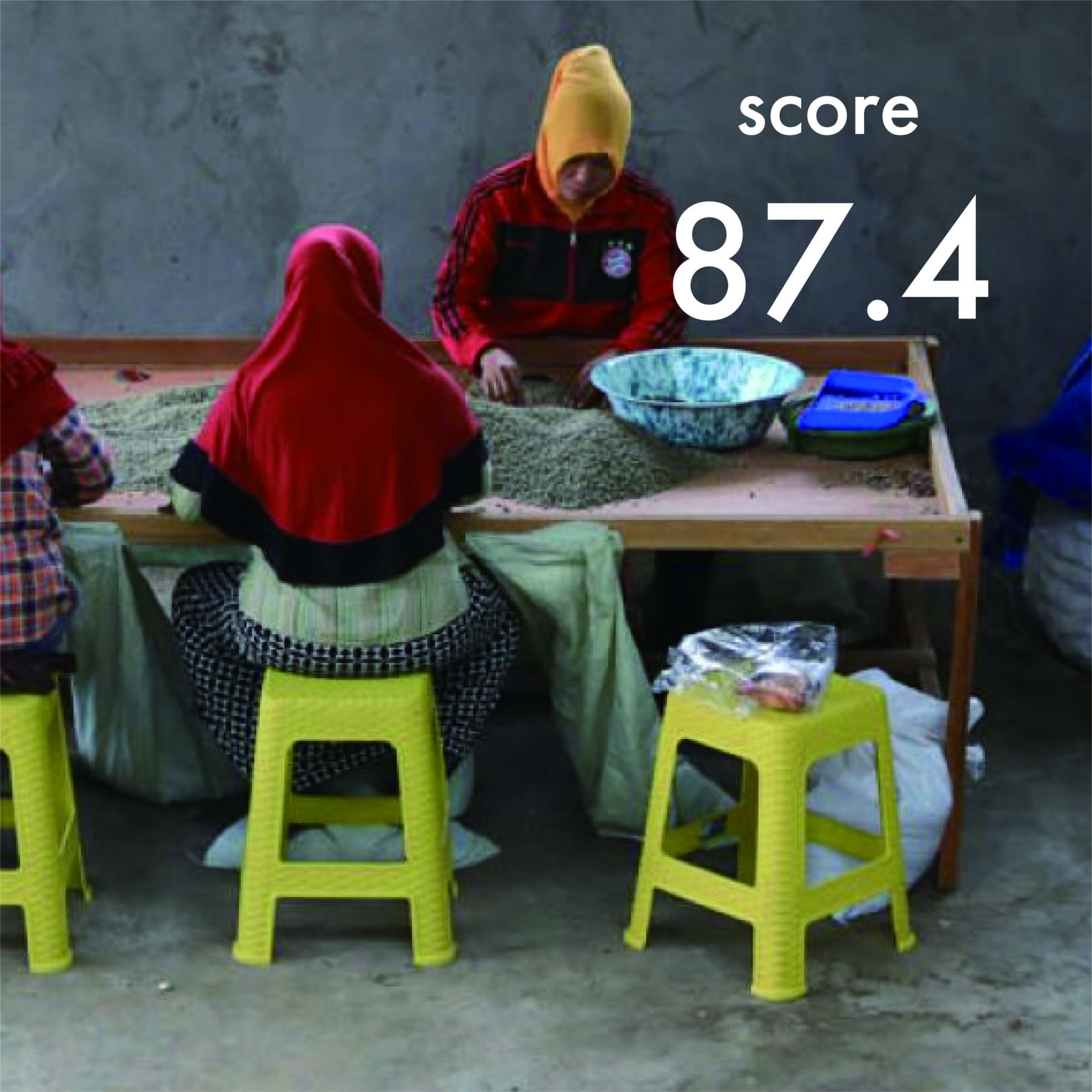 【Top of Top Coffee】200g Sumatra Kerinci Tujuh Cooperative