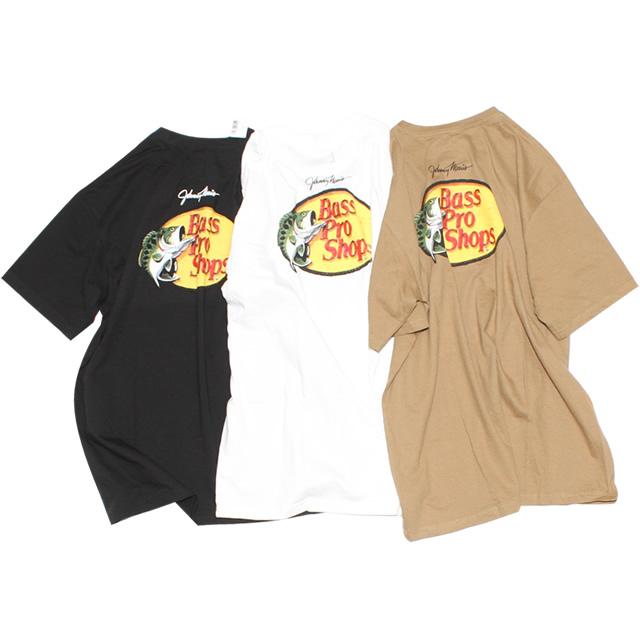 Bass Pro Shops|Johnny Morris Logo T-Shirts