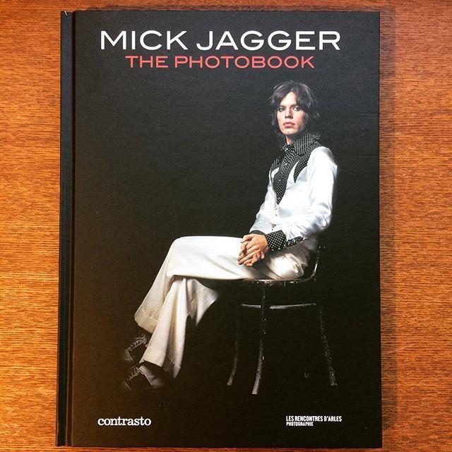 写真集「Mick Jagger: The Photobook」 - 画像1