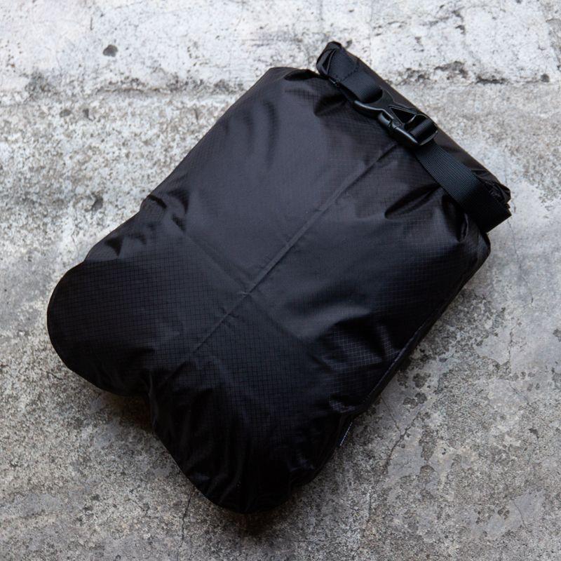 フェアウェザー ドライサック FAIRWEATHER  dry sack (ブラック)