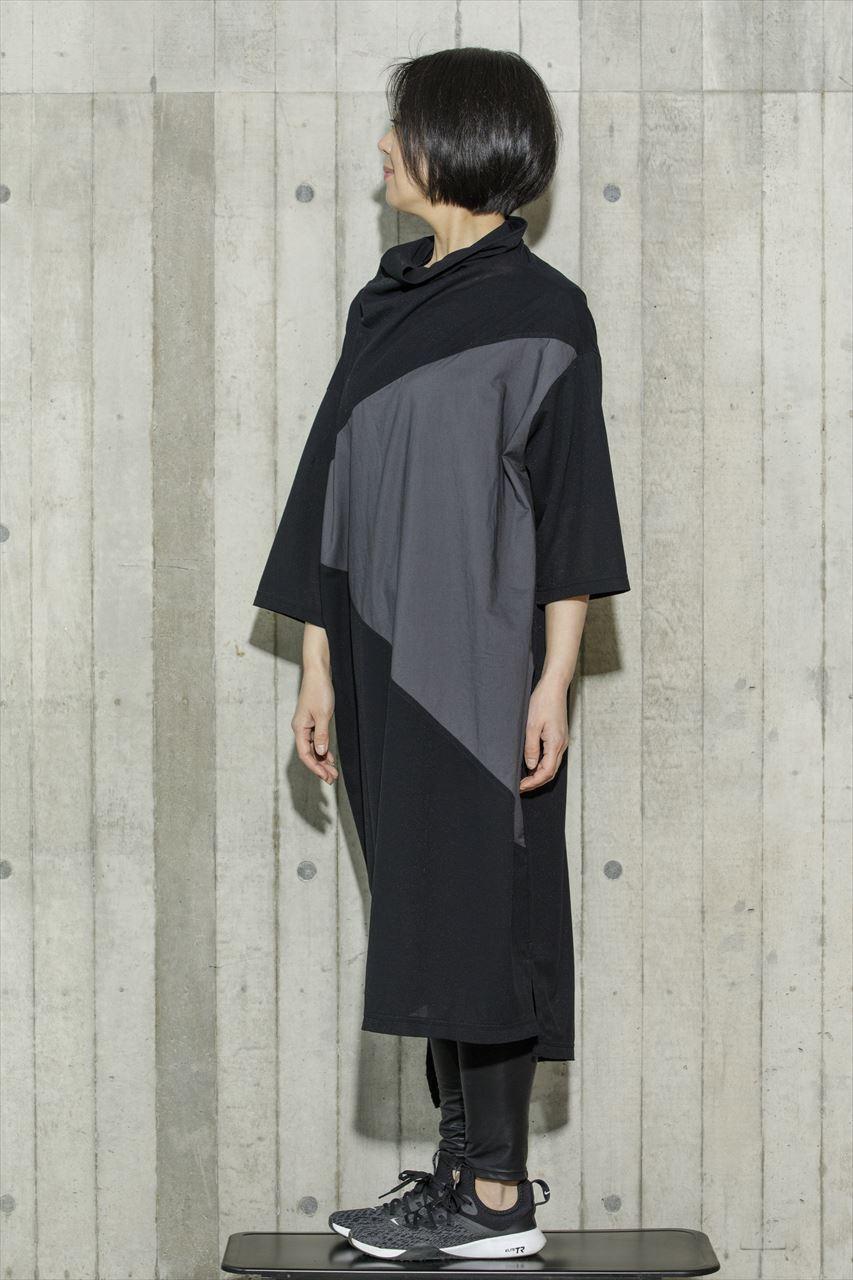 【受注生産】OIKOS (イコス)【コットン ワンピース】205113[送料/税込]