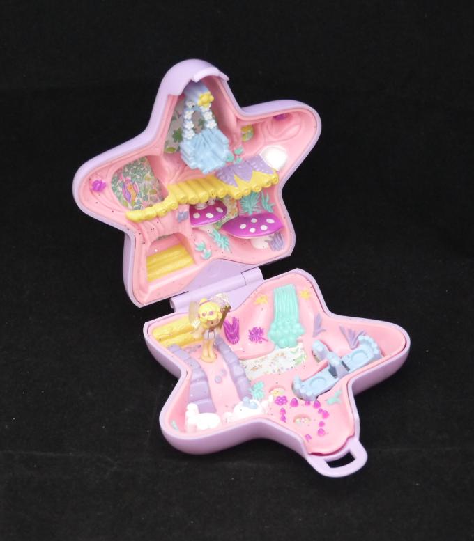 1992年人気の妖精シリーズ ふしぎの森へピクニック ほぼ完品