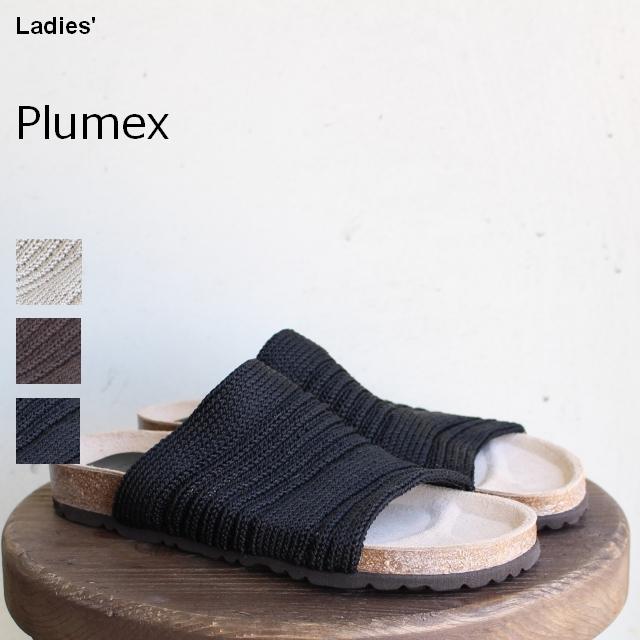 Plumex メッシュサンダル 3カラー