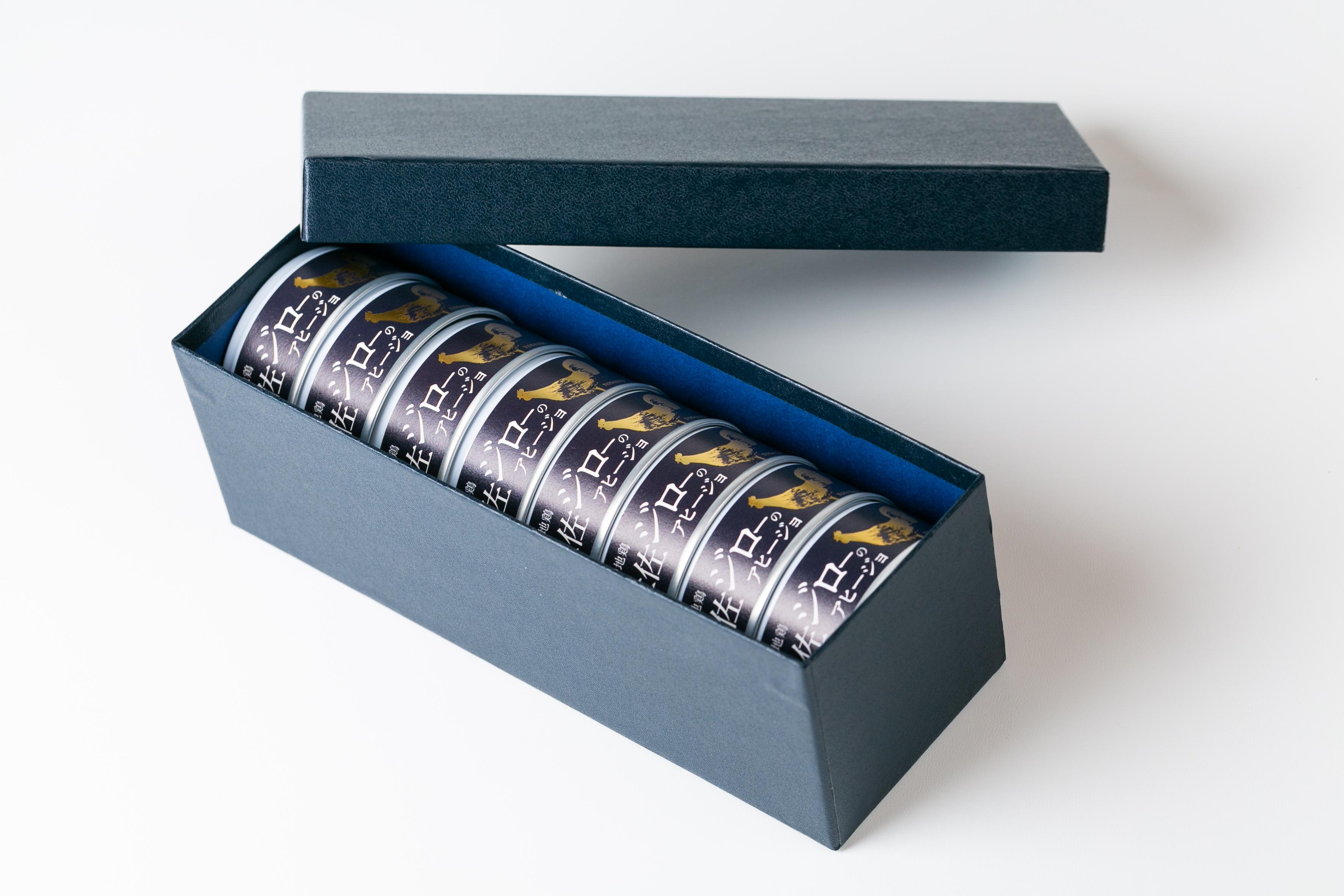【贈り物に】土佐ジローアヒージョの缶詰8缶セット(常温)
