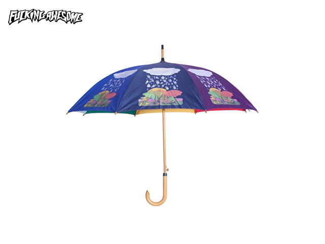 Fucking Awesome|Multi-Color Umbrella