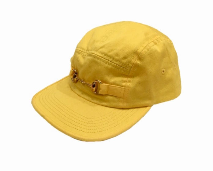 5de8c3f2742 ... SUPREME HORSEBIT CAMP CAP made in USA - 画像1 ...