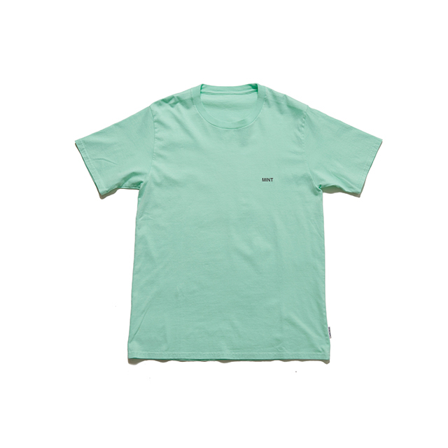 """SPICE COLOR TEE """"MINT"""" - GREEN"""