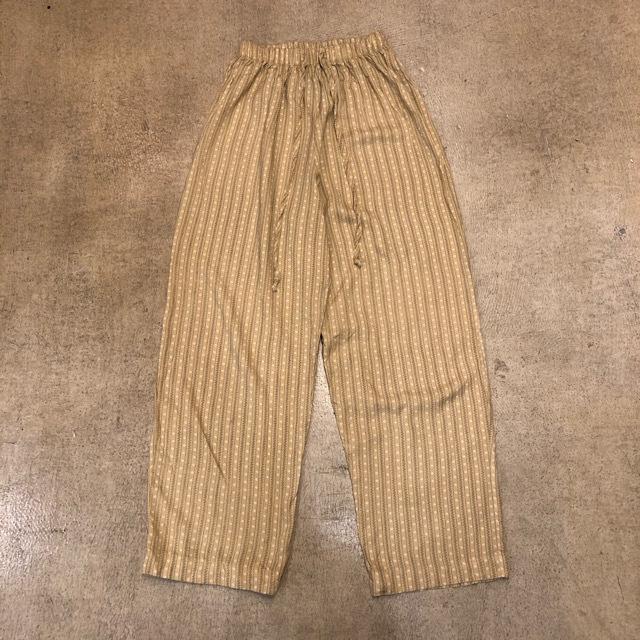 Vintage Studio Rayon Easy Pants ¥5,200+tax